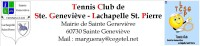 Tennis club de Sainte-Geneviève/Lachapelle-saint-Pierre