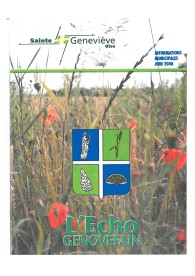 Echo génovéfain juin 2008