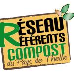 logo réseau référents compost