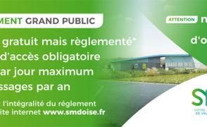 Nouvelle gestion de la Déchetterie par le SMDO
