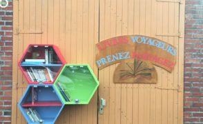 Une boîte à livres à été installée sur la place de la Mairie. Il s'agit d'un dispositif d'échange gratuit fondé sur le civisme et le partage.