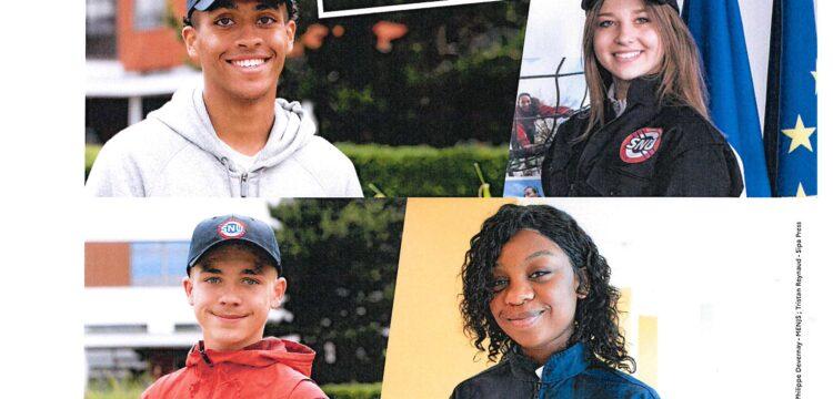 Le Service National Universel est un programme à destination des jeunes âgés de 15 à 17 ans ayant vocation à mobiliser 25 000 jeunes en 2021, dont 350 du département de l'Oise, sur la base du volontariat.