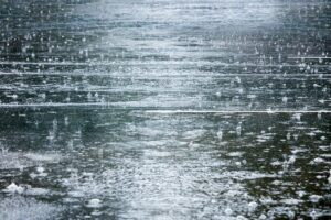 La commune a connu un épisode pluvieux très intense lundi 28 juin vers 20H30,